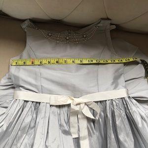 Us Angels Dresses - US angels three layers girl dress Silver Sz 12